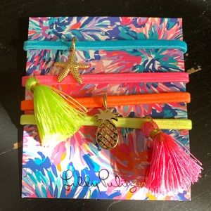 Lilly Pulitzer Hair Ties